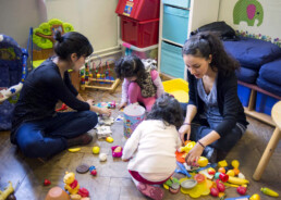 LAWRS Latin American Women's Rights Service About Us Creche