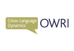 LAWRS Acknowledgements Cross-Language Dynamics OWRI