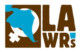LAWRS Latin American Women's Rights Service Logo