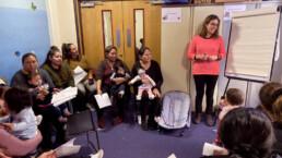 LAWRS Latin American Women's Rights Service Southwark Espacio Mama
