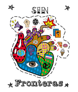LAWRS Sin Fronteras Girls and Young Women Logo